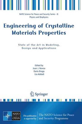 Engineering of Crystalline Materials Properties: State of the Art in Modeling, Design and Applications - NATO Science for Peace and Security Series B: Physics and Biophysics (Paperback)