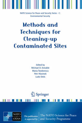 Methods and Techniques for Cleaning-up Contaminated Sites - NATO Science for Peace and Security Series C: Environmental Security (Hardback)