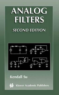Analog Filters (Hardback)