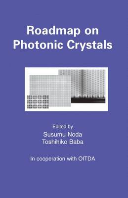 Roadmap on Photonic Crystals (Hardback)