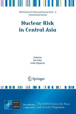 Nuclear Risk in Central Asia - NATO Science for Peace and Security Series C: Environmental Security (Paperback)