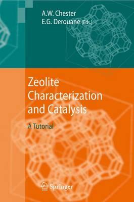 Zeolite Characterization and Catalysis: A Tutorial (Hardback)