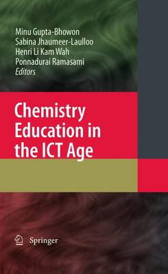 Chemistry Education in the ICT Age (Hardback)