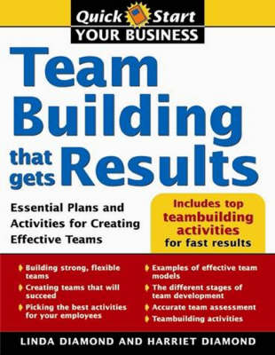 Teambuilding That Gets Results (Paperback)