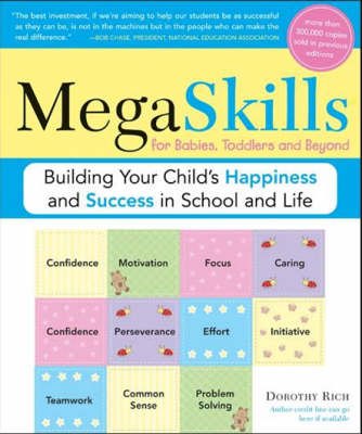 Megaskills for Babies, Toddlers and Beyond (Paperback)