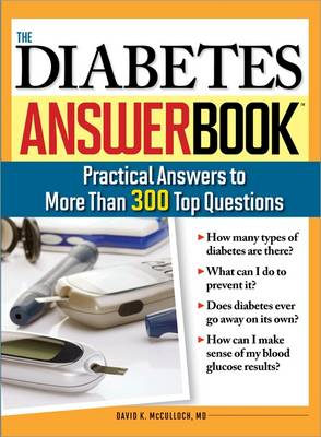 Diabetes Answer Book (Paperback)