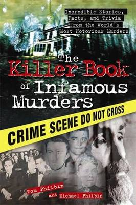 Killer Book of Infamous Murders (Paperback)