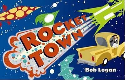 Rocket Town (Board book)
