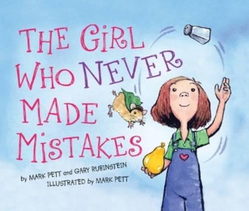 The Girl Who Never Made Mistakes (Hardback)