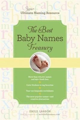 Best Baby Names Treasury 2012 (Paperback)