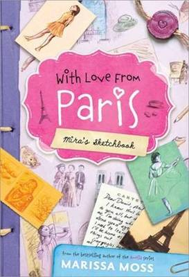 With Love from Paris (Hardback)