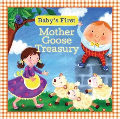 Baby's First Mother Goose Treasury (Hardback)