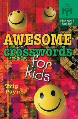Awesome Crosswords for Kids (Paperback)