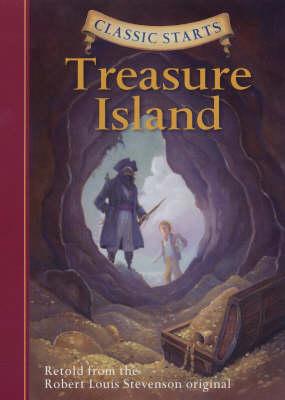 Classic Starts (R): Treasure Island - Classic Starts (Hardback)