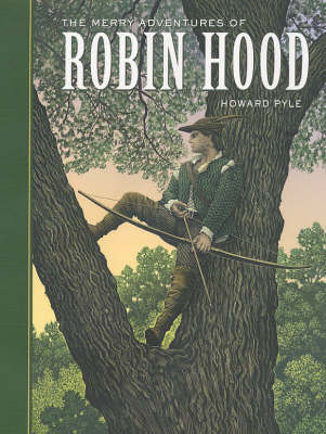 The Merry Adventures of Robin Hood - Sterling Unabridged Classics (Hardback)