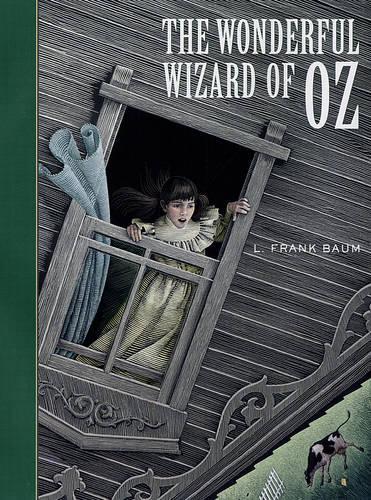 The Wonderful Wizard of Oz - Sterling Unabridged Classics (Hardback)
