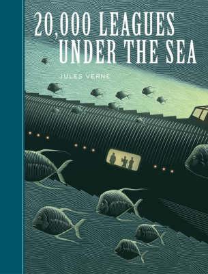 20,000 Leagues Under the Sea - Sterling Unabridged Classics (Hardback)