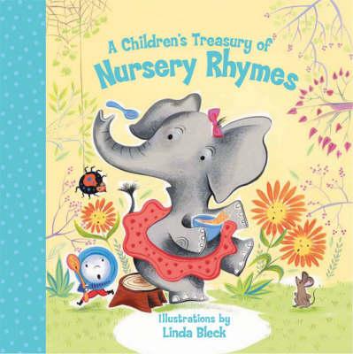 Nursery Rhymes - Children's Treasury of... S. (Board book)