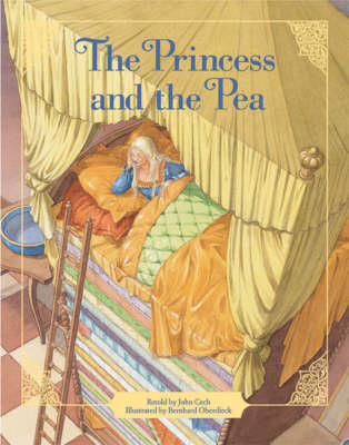 The Princess and the Pea - Classic Fairy Tale Collection (Hardback)