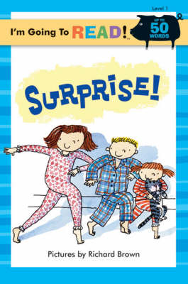 Surprise!: Level 1 - I'm Going to Read Series (Paperback)