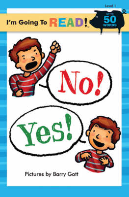No! Yes!: Level 1 - I'm Going to Read Series (Paperback)
