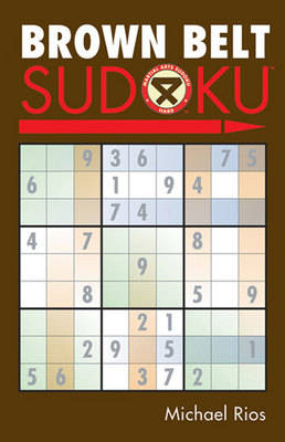 Brown Belt Sudoku (R) (Paperback)