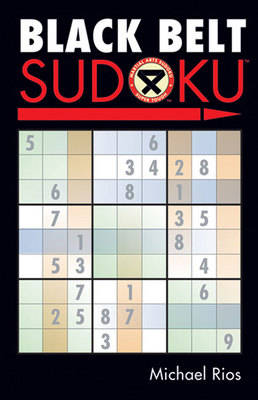 Black Belt Sudoku (R) (Paperback)