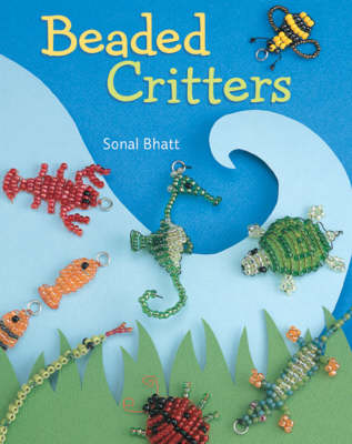 Beaded Critters (Paperback)