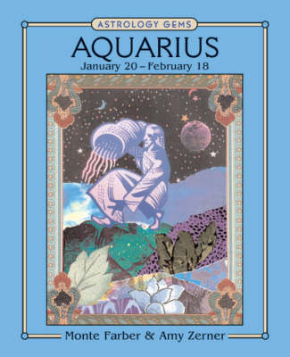 Aquarius - Astrology Gems (Hardback)