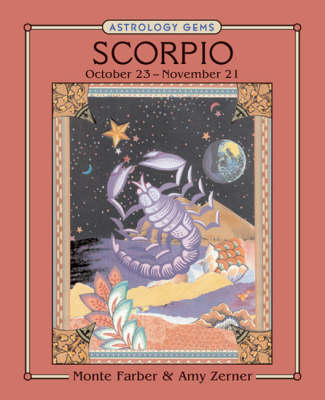 Scorpio - Astrology Gems (Hardback)