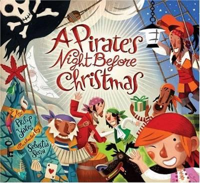 A Pirate's Night Before Christmas (Hardback)