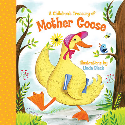 A Children's Treasury of Mother Goose (Board book)