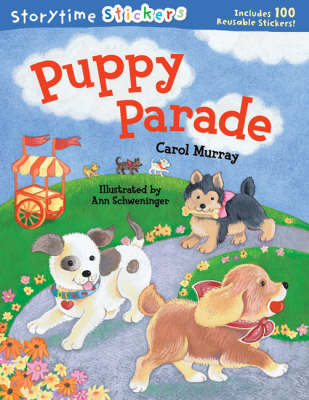 Puppy Parade - Storytime Stickers (Paperback)