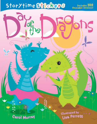Day of the Dragons - Storytime Stickers (Paperback)