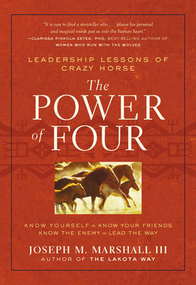 The Power of Four: Leadership Lessons of Crazy Horse (Hardback)