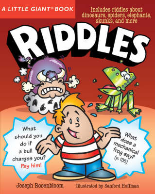 Riddles - Little Giant Book (Paperback)