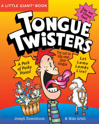 A Little Giant (R) Book: Tongue Twisters (Paperback)