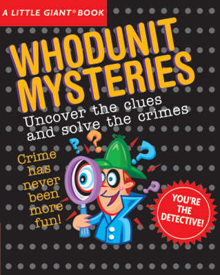 A Little Giant (R) Book: Whodunit Mysteries (Paperback)
