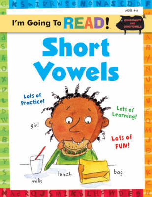 Short Vowels - I'm Going to Read Workbook (Paperback)