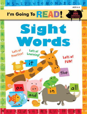 Sight Words - I'm Going to Read Workbook (Paperback)