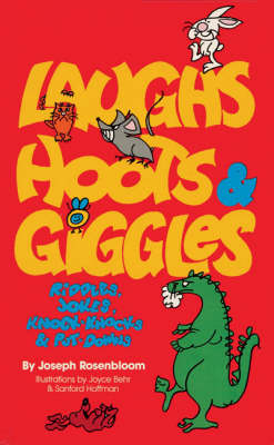 Laughs, Hoots and Giggles (Hardback)