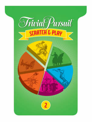 Trivial Pursuit Scratch and Play: No. 2 (Paperback)