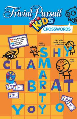 Trivial Pursuit for Kids Crosswords (Paperback)