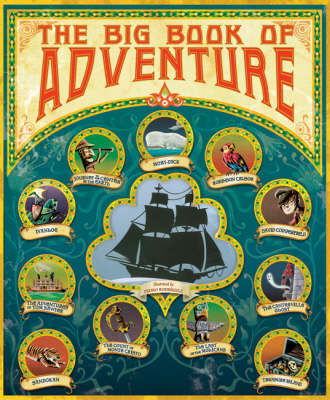 Big Book of Adventure (Hardback)