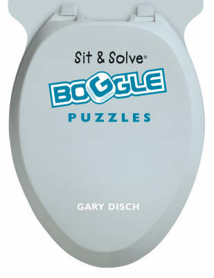 Boggle Puzzles - Sit & Solve (Paperback)