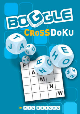 Boggle Crossdoku (Paperback)