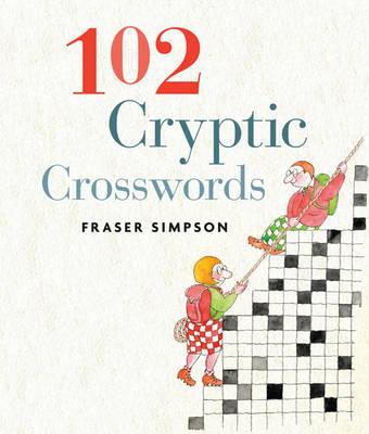 102 Cryptic Crosswords (Paperback)