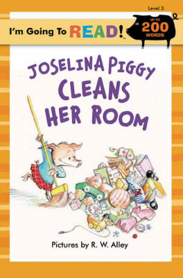 Joselina Piggy Cleans Her Room: Level 3 - I'm Going to Read Series (Paperback)