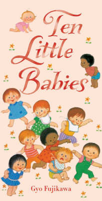 Ten Little Babies (Board book)