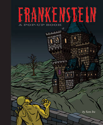 Frankenstein: A Pop-up Book (Hardback)